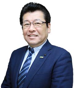 ユーニシヤマ株式会社 代表取締役社長 西山 俊雄